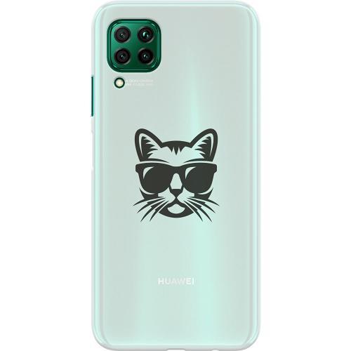 Huawei P40 Lite Thin Case Hund