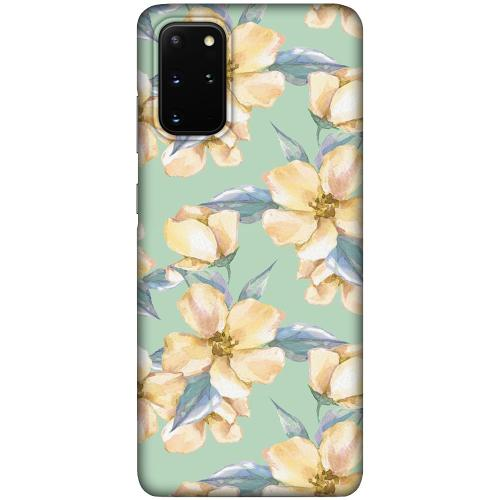 Samsung Galaxy S20 Plus LUX Mobilskal (Matt) Waterproof Flowers