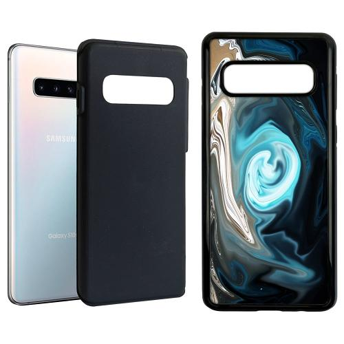 Samsung Galaxy S10 Duo Case Svart Twisted Reality