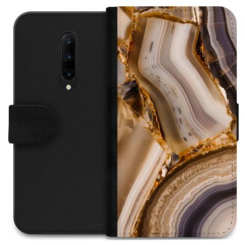 OnePlus 7 Pro Plånboksfodral Amber Agate