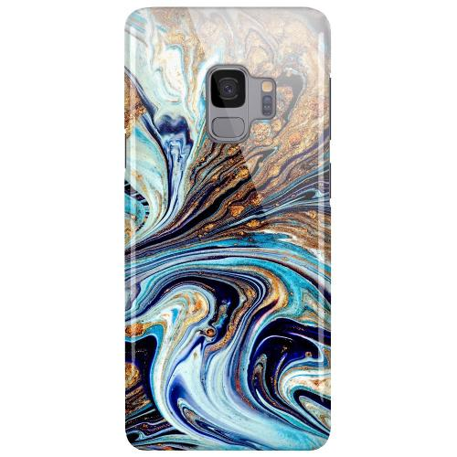 Samsung Galaxy S9 LUX Mobilskal (Glansig) Timeslip