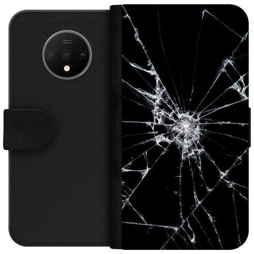 OnePlus 7T Plånboksfodral Crushed Hope