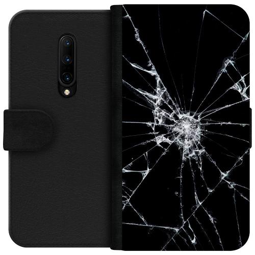 OnePlus 7T Pro Plånboksfodral Crushed Hope