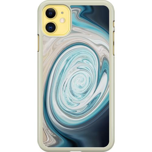 Apple iPhone 11 Hard Case (Transparent) Timeskip