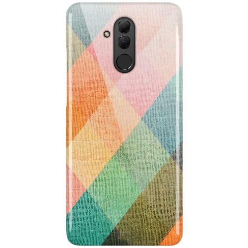 Huawei Mate 20 Lite LUX Mobilskal (Glansig) Colours on Vectors