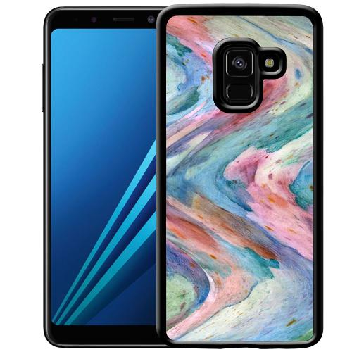 Samsung Galaxy A8 (2018) Mobilskal Warped Existence