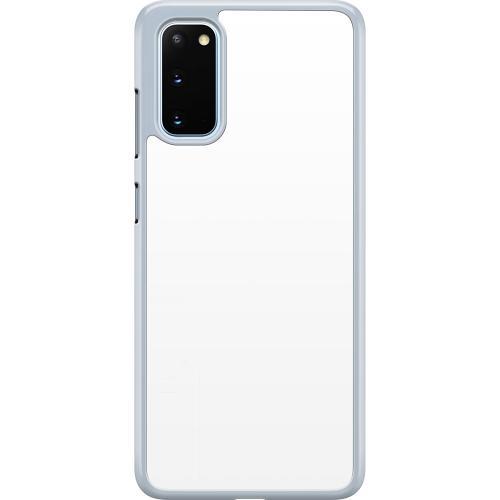 Samsung Galaxy S20 Hard Case (Transparent) Milk