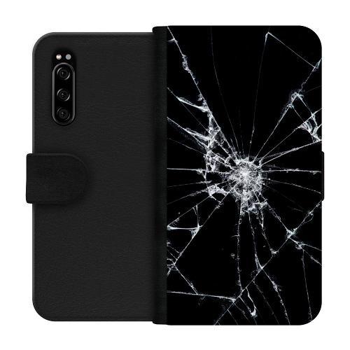 Sony Xperia 5 Plånboksfodral Crushed Hope