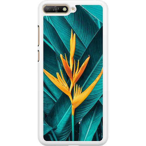 Huawei Y6 (2018) Hard Case (White) Tranquility