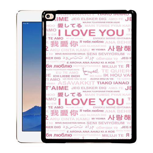 Apple iPad Air 2 Skal International Love