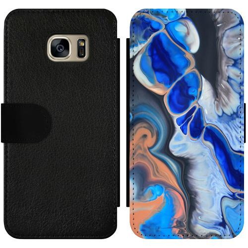 Samsung Galaxy S7 Wallet Slimcase Pure Bliss