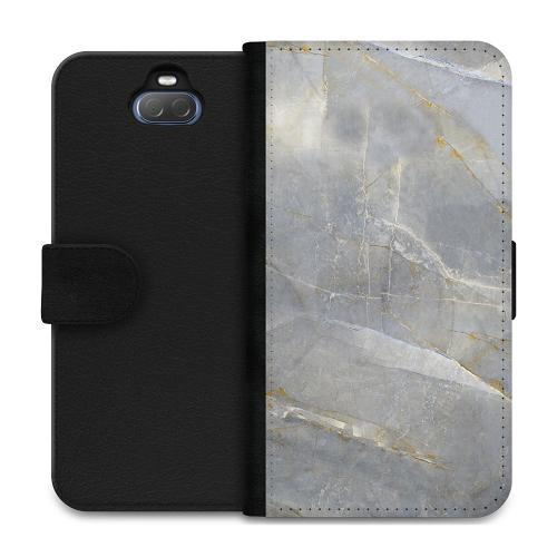 Sony Xperia 10 Plånboksfodral Coarse Stone