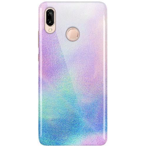 Huawei P20 Lite LUX Mobilskal (Glansig) Frosted Lavender