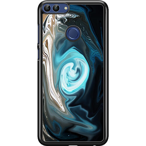 Huawei P Smart (2018) Hard Case (Black) Twisted Reality