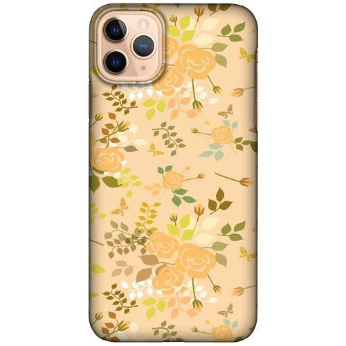Apple iPhone 11 Pro Max LUX Mobilskal (Matt) Flowery Tapestry