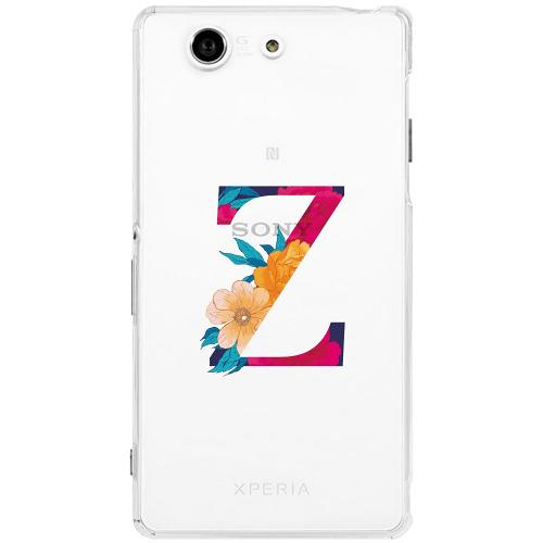 Sony Xperia Z3 Compact Thin Case Bokstaven - Z