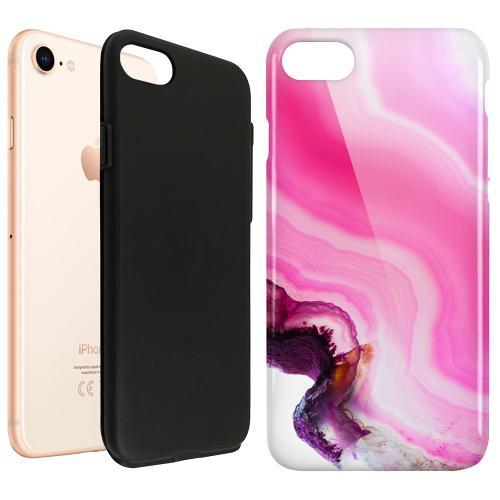 Apple iPhone SE (2020) LUX Duo Case Meditative Impulse