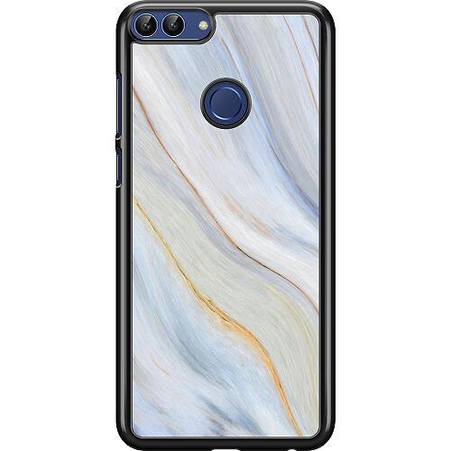 Huawei P Smart (2018) Hard Case (Black) Resting River