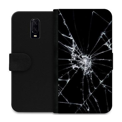 OnePlus 6T Plånboksfodral Crushed Hope