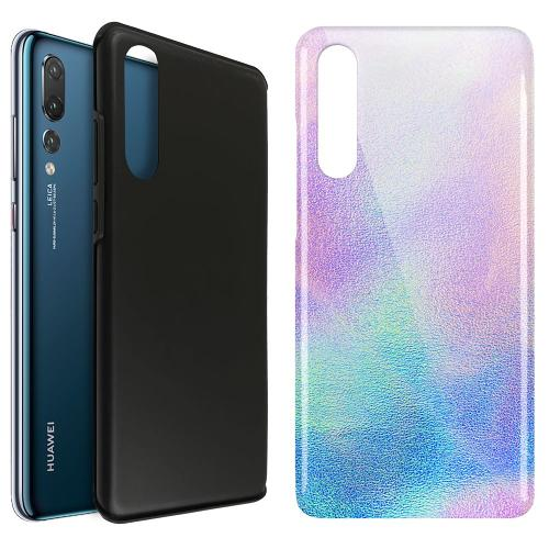 Huawei P20 Pro LUX Duo Case Frosted Lavender