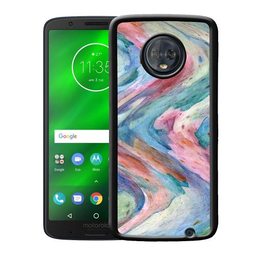 Motorola Moto G6 Plus Mobilskal Warped Existence