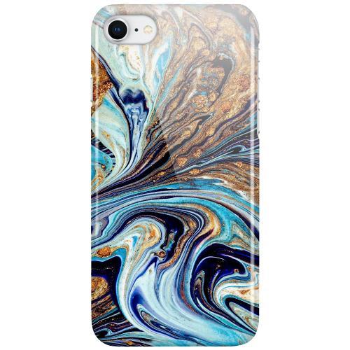 Apple iPhone SE (2020) LUX Mobilskal (Glansig) Timeslip