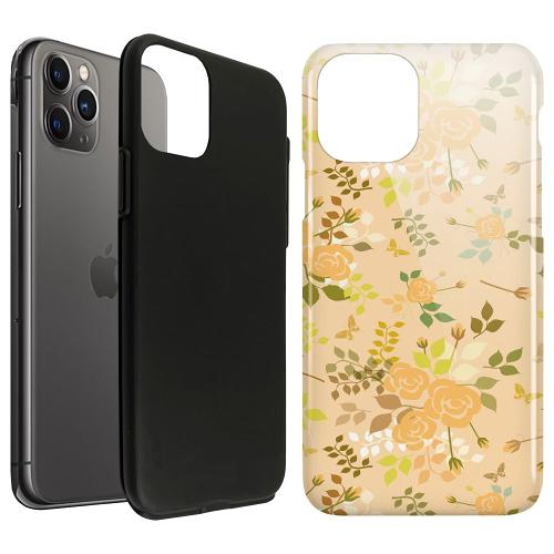 Apple iPhone 11 Pro LUX Duo Case Flowery Tapestry