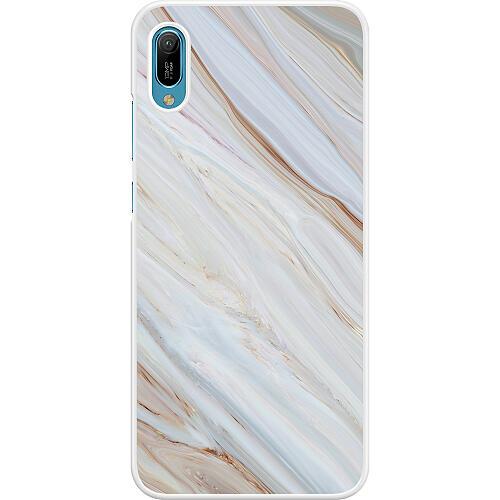 Huawei Y6 (2019) Hard Case (White) Downstream