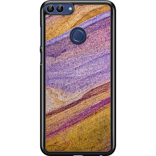 Huawei P Smart (2018) Hard Case (Black) Sandstorm Horizon