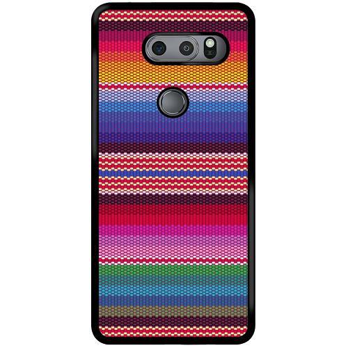 LG V30S ThinQ Mobilskal Vivid Tapestry
