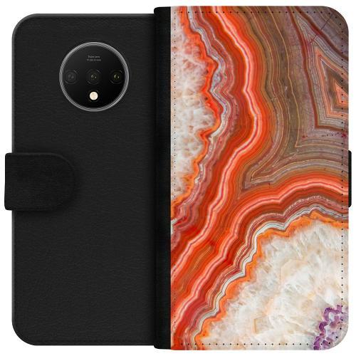OnePlus 7T Plånboksfodral Molten Dispersal