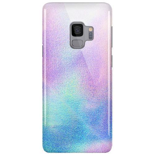 Samsung Galaxy S9 LUX Mobilskal (Glansig) Frosted Lavender