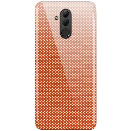 Huawei Mate 20 Lite LUX Mobilskal (Glansig) Orange Droplets