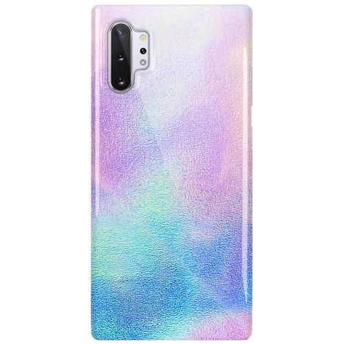 Samsung Galaxy Note 10 Plus LUX Mobilskal (Glansig) Frosted Lavender