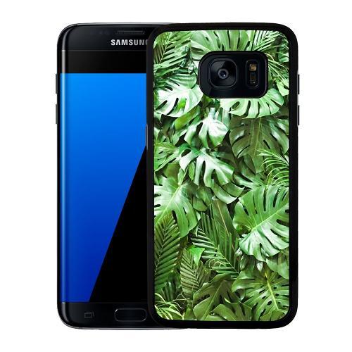 Samsung Galaxy S7 Edge Mobilskal Green Conditions
