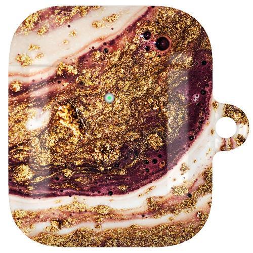 AirPods LUX Case (Glansig) - Golden Honey