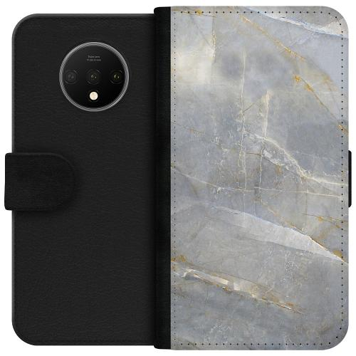 OnePlus 7T Plånboksfodral Coarse Stone