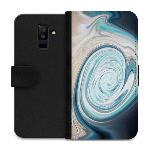 Samsung Galaxy A6 Plus (2018) Plånboksfodral Timeskip