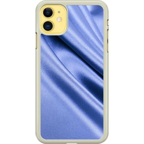 Apple iPhone 11 Hard Case (Transparent) Aquatic Silk