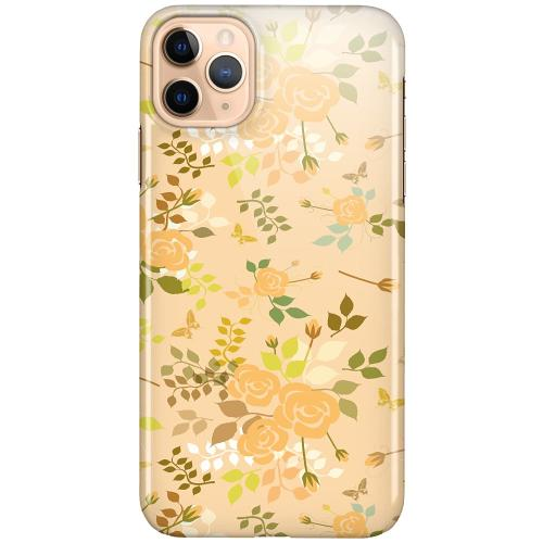 Apple iPhone 11 Pro Max LUX Mobilskal (Glansig) Flowery Tapestry