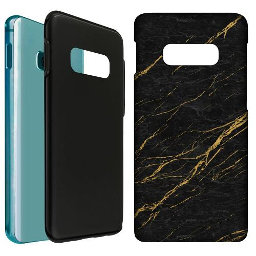 Samsung Galaxy S10e LUX Duo Case Stormy Circumstances