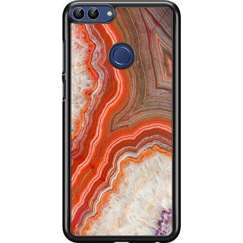 Huawei P Smart (2018) Hard Case (Black) Molten Dispersal