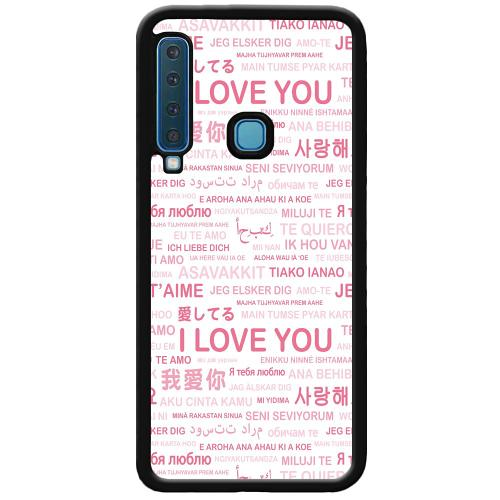 Samsung Galaxy A9 (2018) Mobilskal International Love