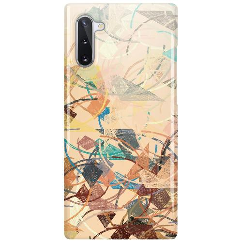 Samsung Galaxy Note 10 LUX Mobilskal (Glansig) Colourful Expectations