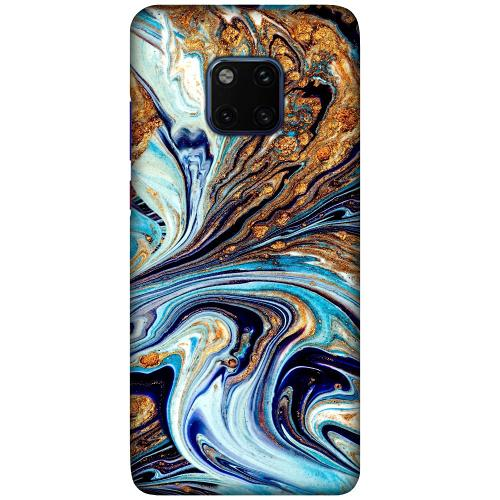 Huawei Mate 20 Pro LUX Mobilskal (Matt) Timeslip