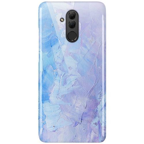 Huawei Mate 20 Lite LUX Mobilskal (Glansig) Pristine Pastel Strokes