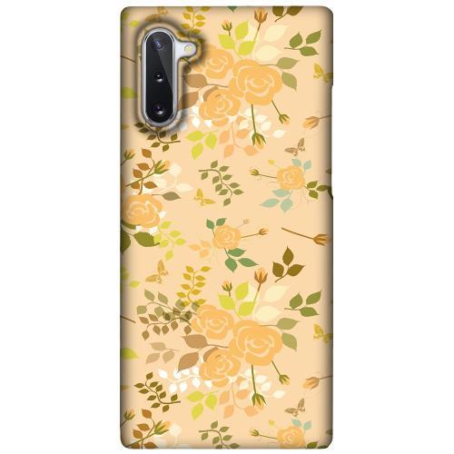 Samsung Galaxy Note 10 LUX Mobilskal (Matt) Flowery Tapestry