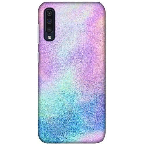 Samsung Galaxy A50 LUX Mobilskal (Matt) Frosted Lavender