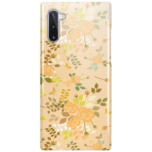 Samsung Galaxy Note 10 LUX Mobilskal (Glansig) Flowery Tapestry