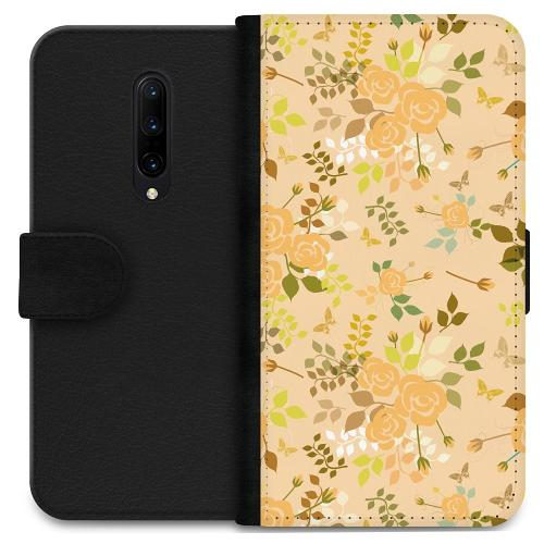 OnePlus 7 Pro Plånboksfodral Flowery Tapestry